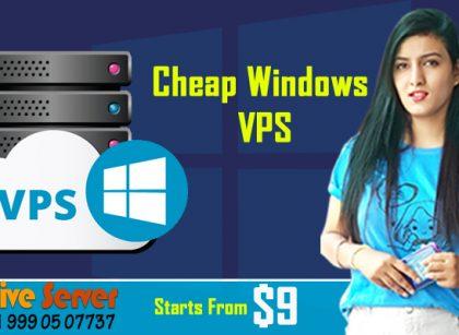 Cheap Windows VPS - Onlive Server