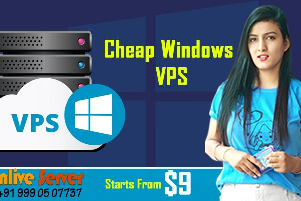 Cheap Windows VPS - Onlive Server