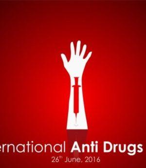 International Anti Drerug day